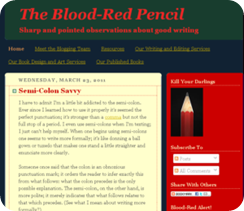 The Blood-Red Pencil