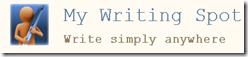 My Writing Spot
