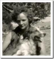 joyce&dog