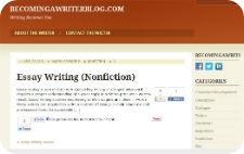 becomingawriterblog