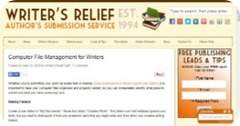 writersrelief